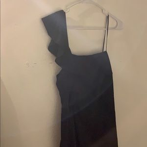 Silk dress from Mango. Size 4